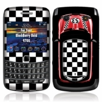 blackberry bold 9700 skin   cover  mini me red-5472